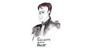 Alexia Fricot par Didier Specq